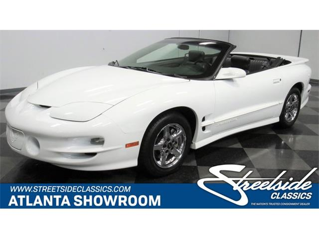2002 Pontiac Firebird (CC-1386659) for sale in Lithia Springs, Georgia