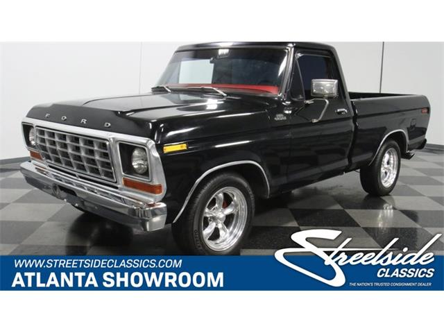 1978 Ford F100 (CC-1386661) for sale in Lithia Springs, Georgia