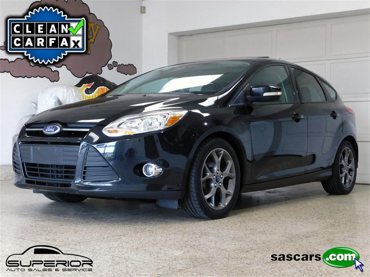 2013 Ford Focus (CC-1386663) for sale in Hamburg, New York