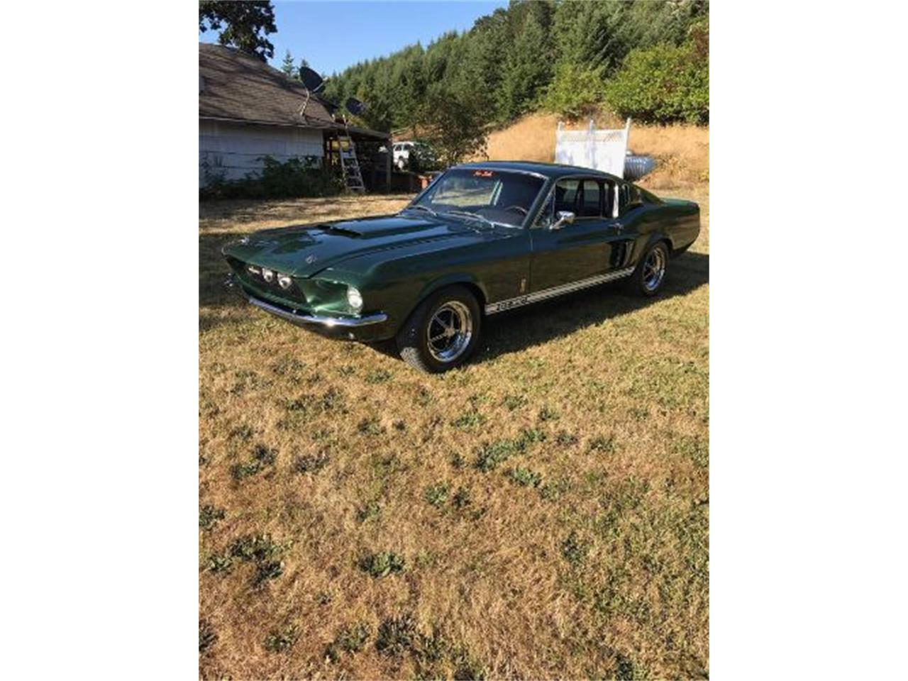 1967 Ford Mustang Shelby (CC-1386670) for sale in Cadillac, Michigan