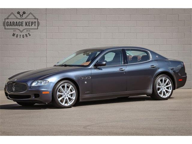 2006 Maserati Quattroporte (CC-1386675) for sale in Grand Rapids, Michigan