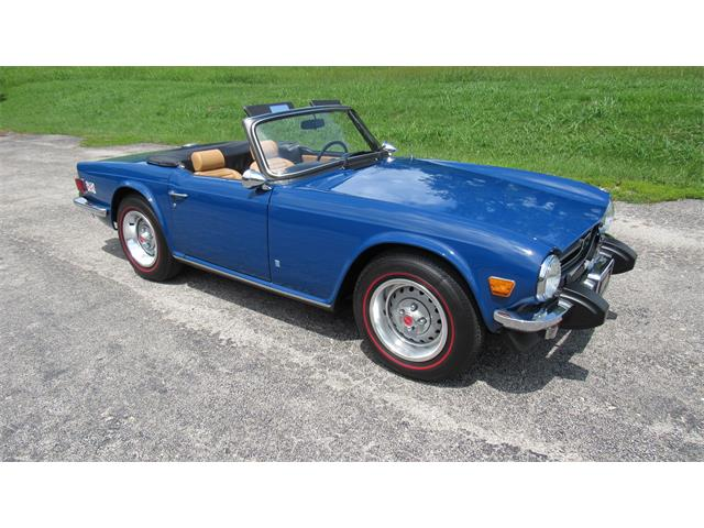 1975 Triumph TR6 (CC-1380668) for sale in WASHINGTON, Missouri