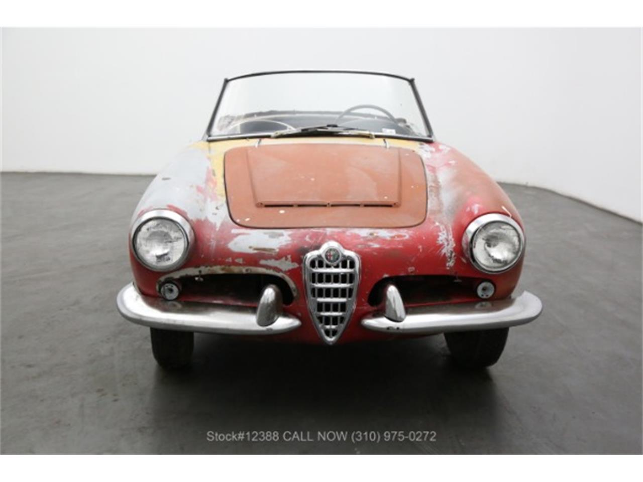 1966 Alfa Romeo Giulietta Spider (CC-1386685) for sale in Beverly Hills, California
