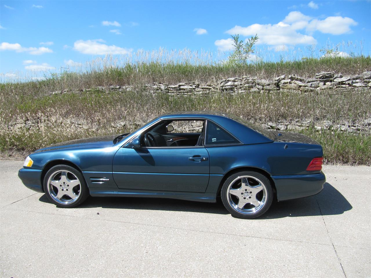 2000 Mercedes-Benz SL500 (CC-1380669) for sale in Omaha, Nebraska