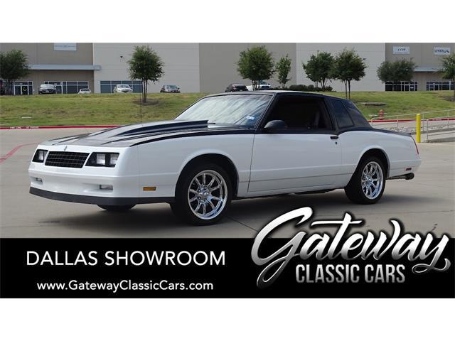 1987 Chevrolet Monte Carlo (CC-1386693) for sale in O'Fallon, Illinois