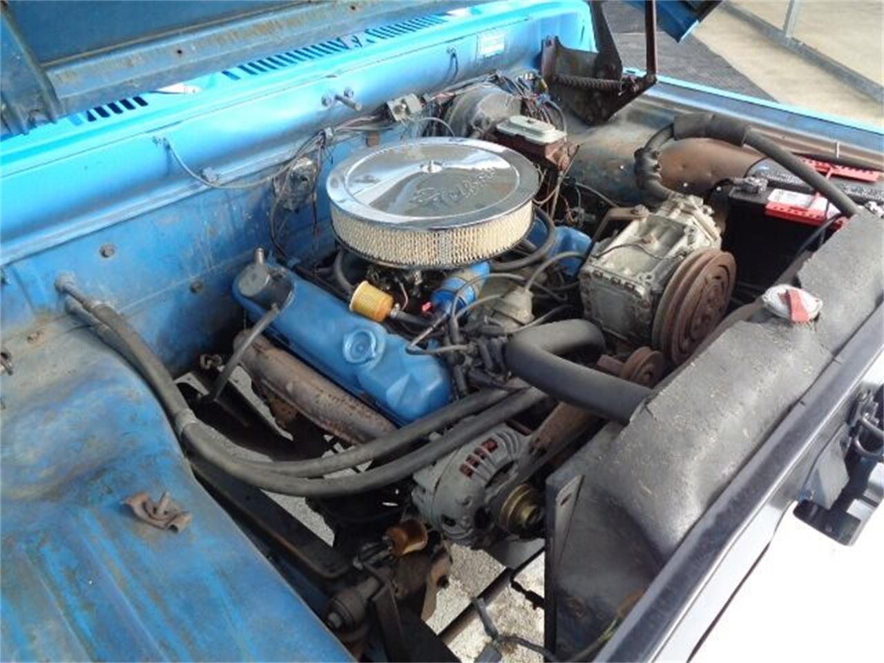 1971 Dodge Power Wagon (CC-1386694) for sale in Staunton, Illinois