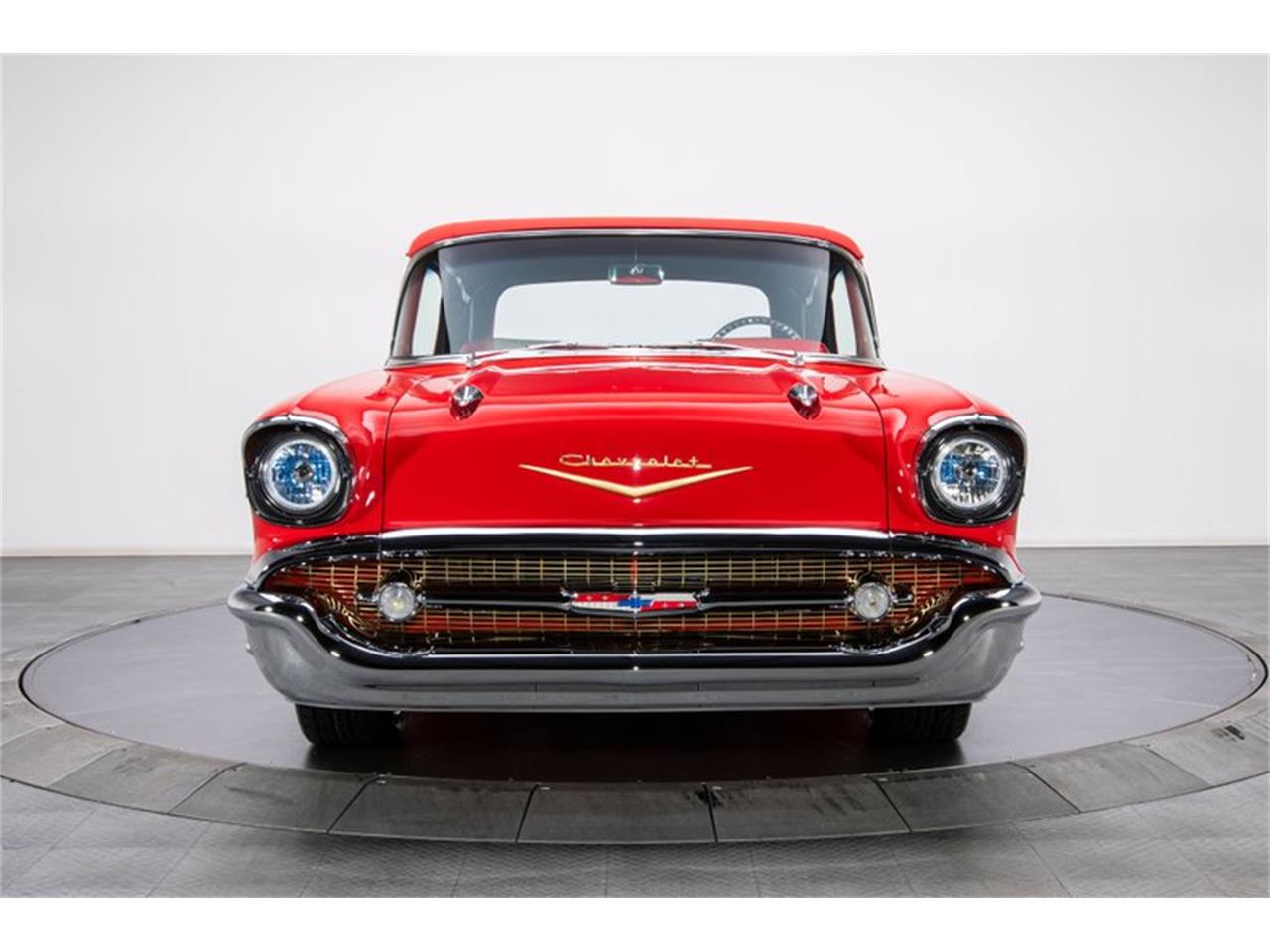 1957 Chevrolet Bel Air (CC-1386696) for sale in Charlotte, North Carolina