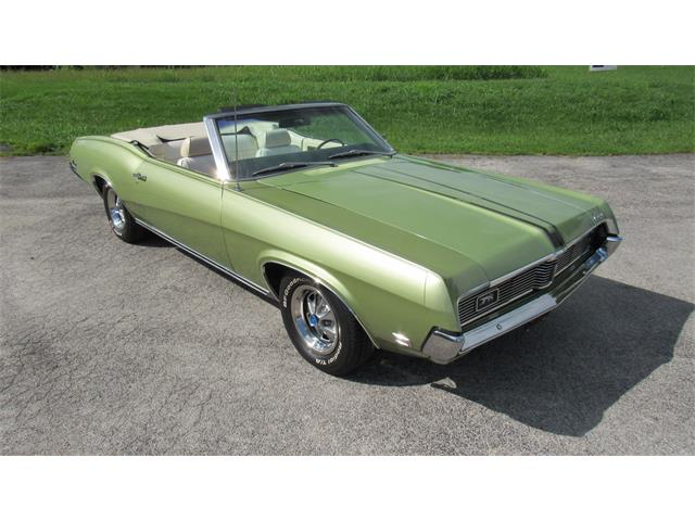 1969 Mercury Cougar (CC-1380670) for sale in WASHINGTON, Missouri
