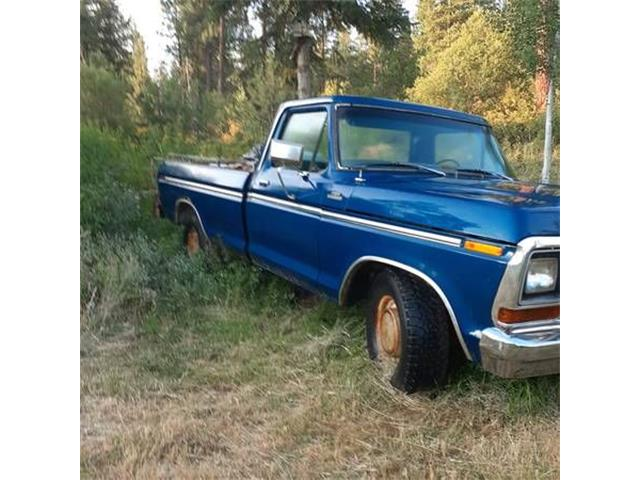 1978 Ford Ranger (CC-1386713) for sale in Cadillac, Michigan