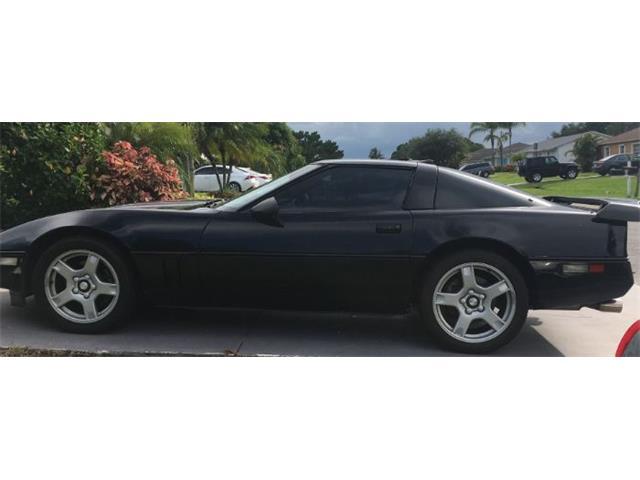 1988 Chevrolet Corvette (CC-1386715) for sale in Cadillac, Michigan
