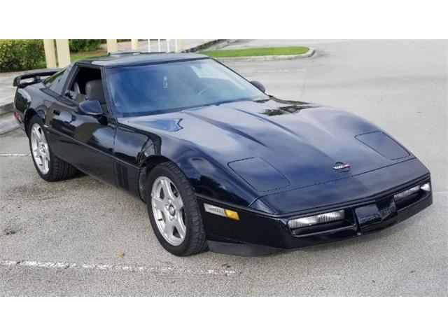 1988 Chevrolet Corvette (CC-1386715) for sale in Cadillac, Michigan