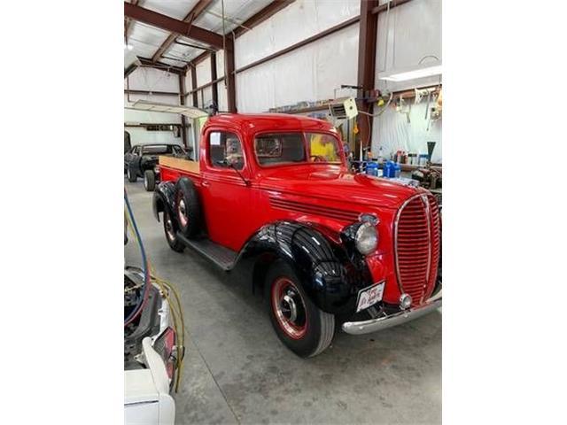 1938 Ford Custom (CC-1386728) for sale in Cadillac, Michigan
