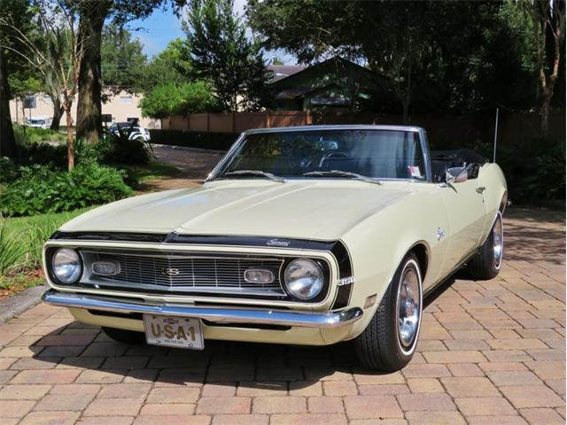 1968 Chevrolet Camaro (CC-1386731) for sale in Lakeland, Florida