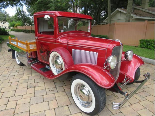 1932 Ford Custom (CC-1386736) for sale in Lakeland, Florida
