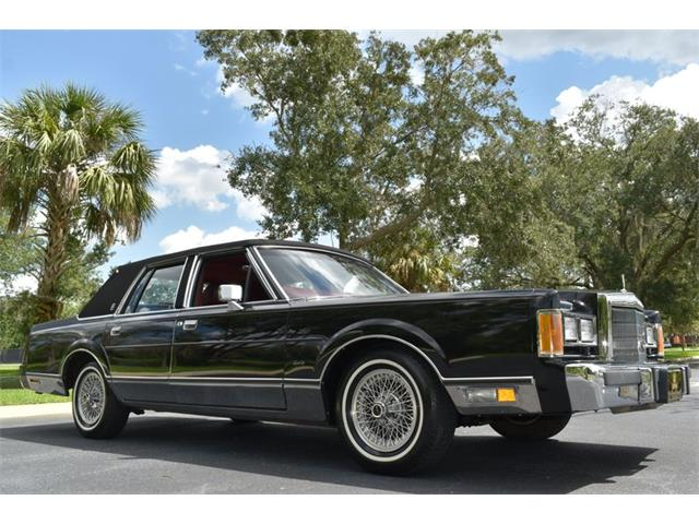 1989 Lincoln Town Car (CC-1386740) for sale in Lakeland, Florida