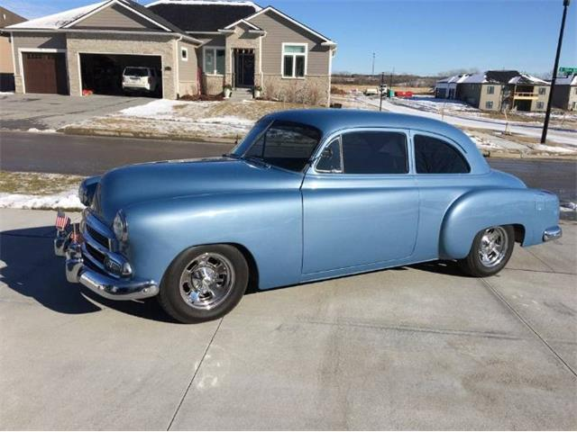 1951 Chevrolet Custom (CC-1386750) for sale in Cadillac, Michigan