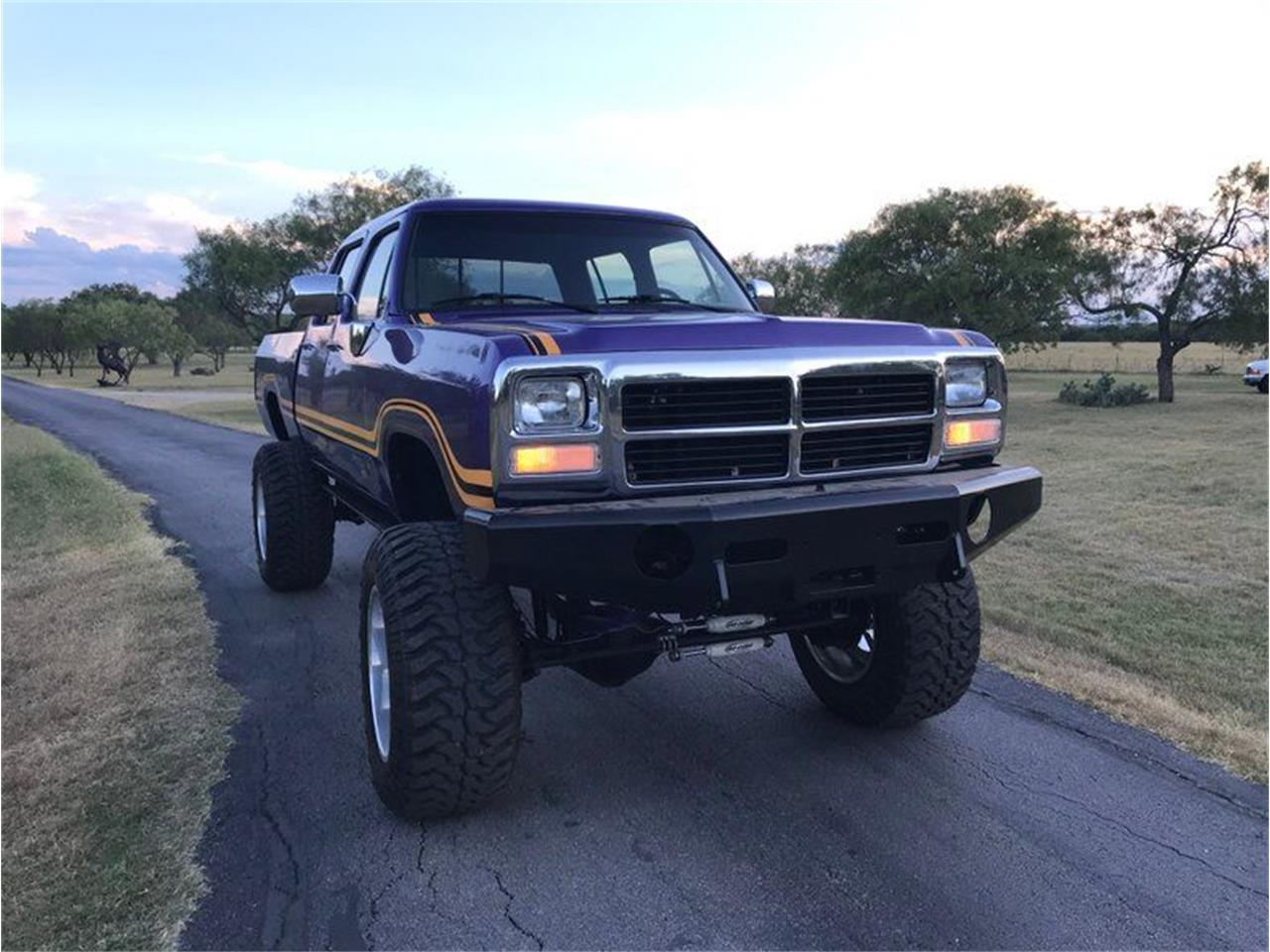 1985 Dodge Ram (CC-1386756) for sale in Fredericksburg, Texas