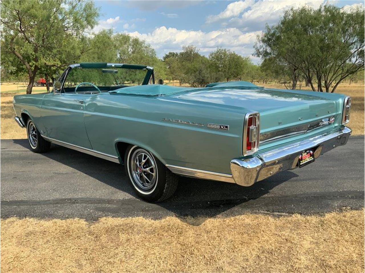 1966 Ford Fairlane (CC-1386761) for sale in Fredericksburg, Texas