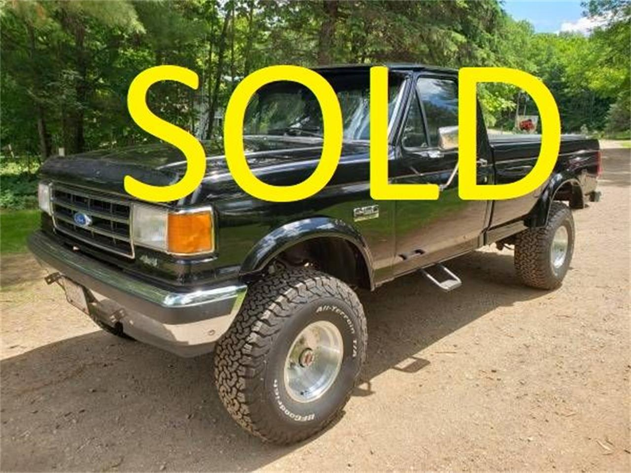 1989 Ford F150 (CC-1386762) for sale in Annandale, Minnesota