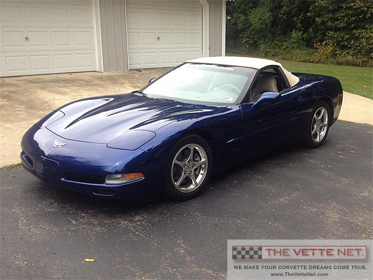 2004 Chevrolet Corvette (CC-1386772) for sale in Sarasota, Florida