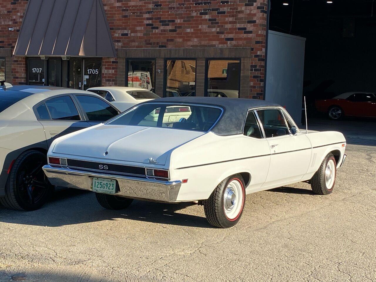 1969 Chevrolet Nova (CC-1386777) for sale in Addison, Illinois