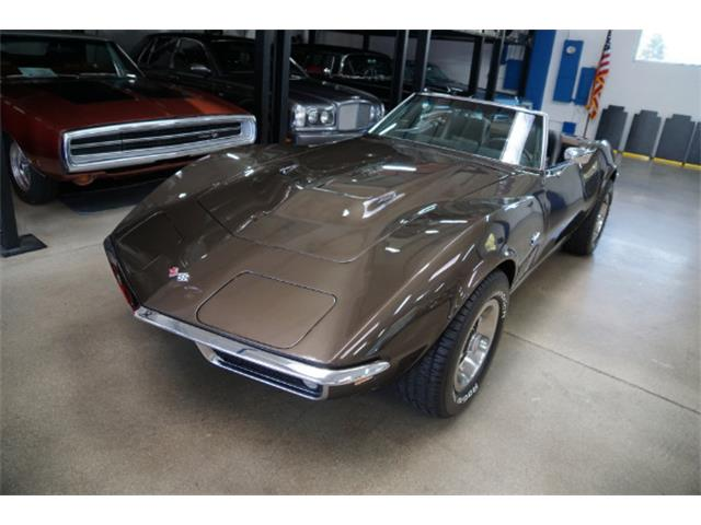 1969 Chevrolet Corvette (CC-1386783) for sale in Torrance, California