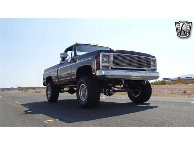 1976 Chevrolet K-10 (CC-1386788) for sale in O'Fallon, Illinois