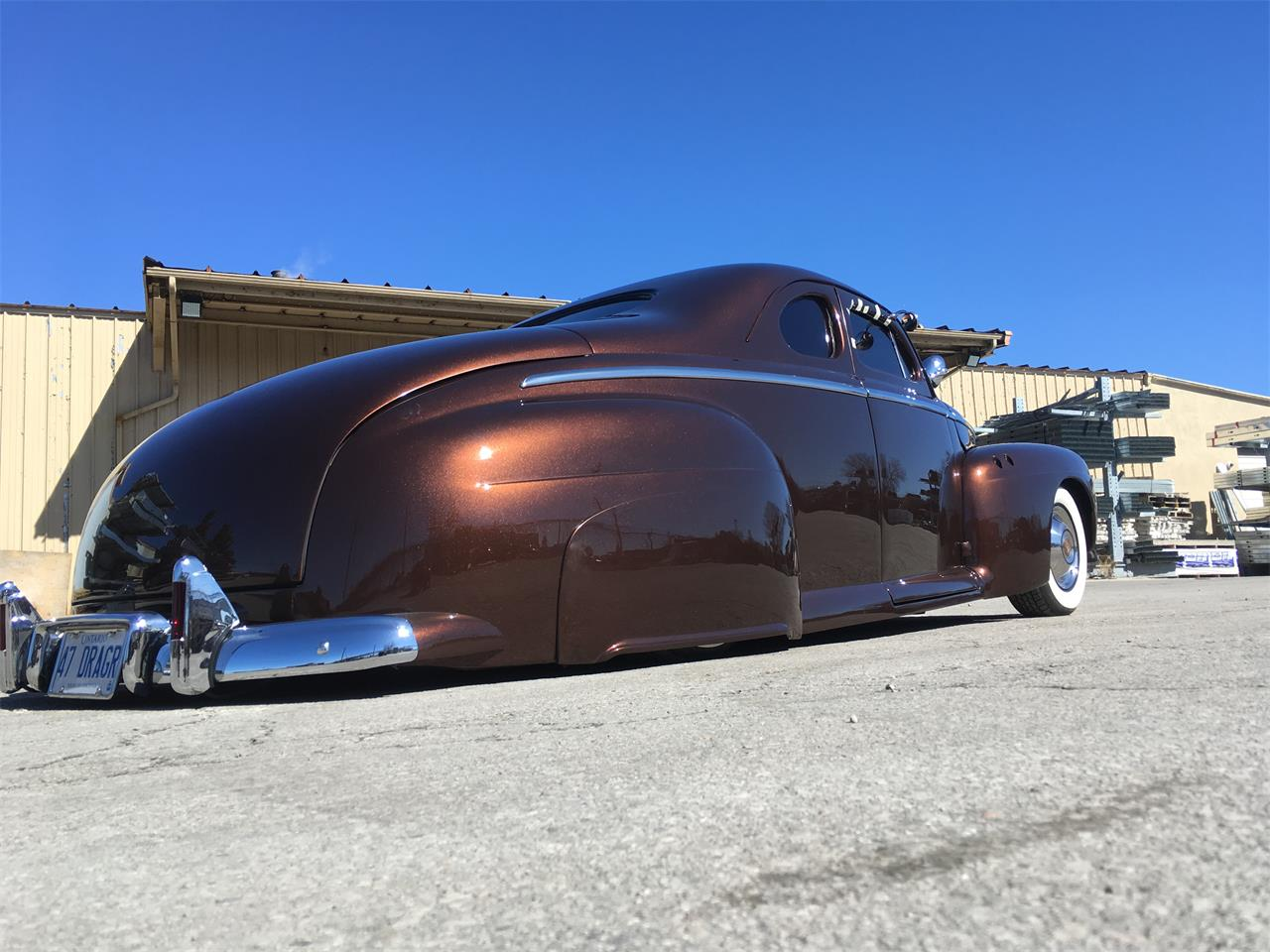 1947 Ford 2-Dr Coupe (CC-1380679) for sale in Vaughan , Ontario