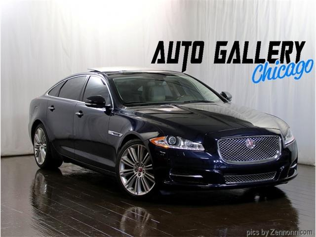 2014 Jaguar XJ (CC-1386797) for sale in Addison, Illinois