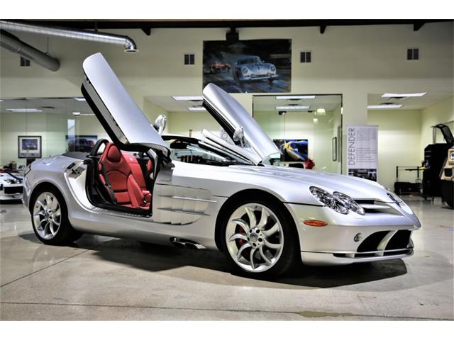 2008 Mercedes-Benz SLR (CC-1386809) for sale in Chatsworth, California