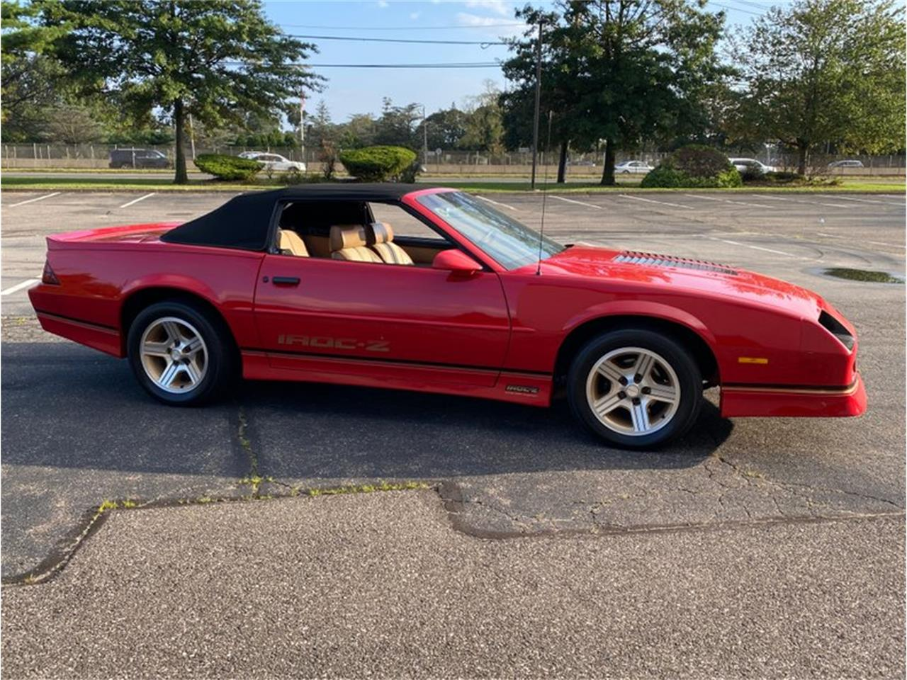 1988 Chevrolet Camaro (CC-1386831) for sale in West Babylon, New York