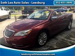 2013 Chrysler 200 (CC-1386844) for sale in Tavares, Florida