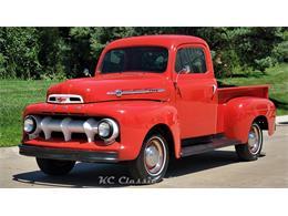 1952 Ford F1 (CC-1386850) for sale in Lenexa, Kansas