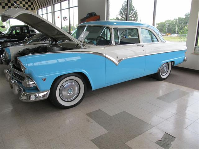 1955 Ford Fairlane (CC-1386861) for sale in Ham Lake, Minnesota