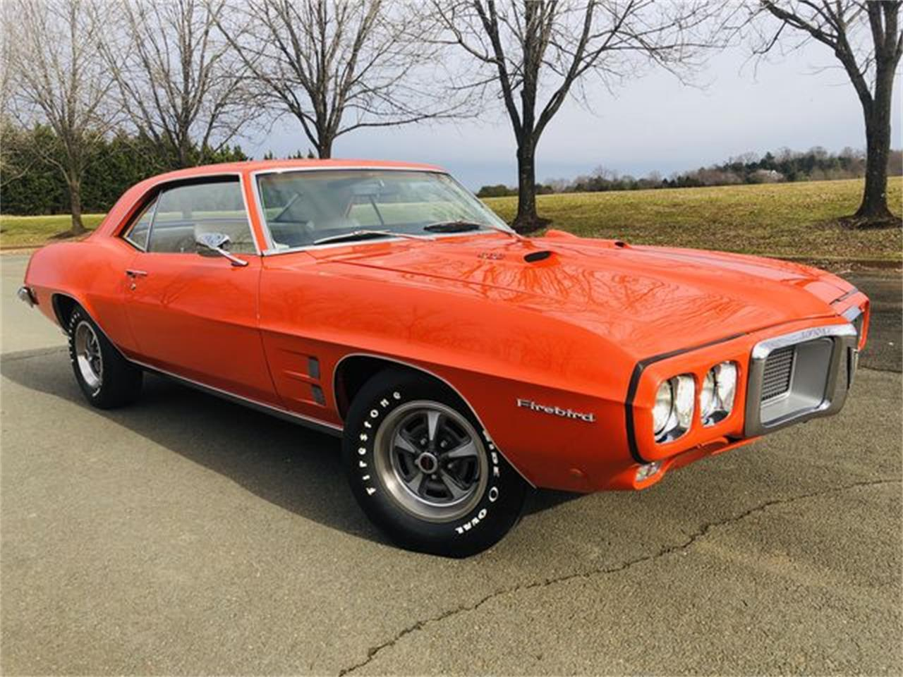 1969 Pontiac Firebird (CC-1380687) for sale in Carlisle, Pennsylvania