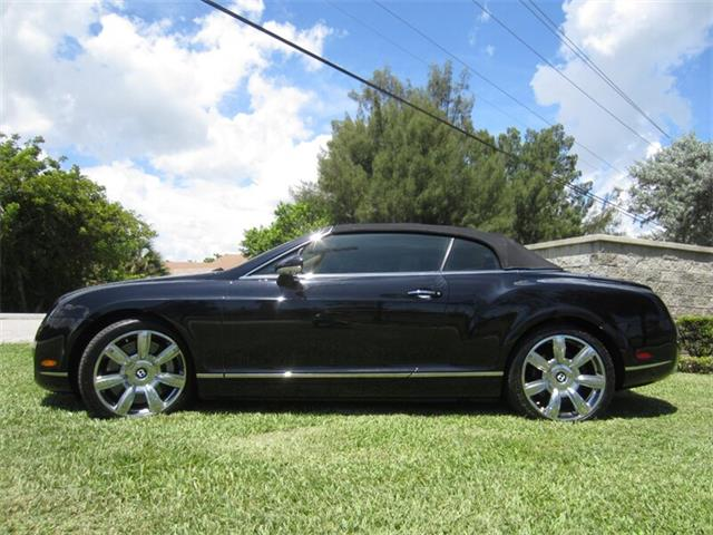 2009 Bentley Continental (CC-1386870) for sale in Delray Beach, Florida