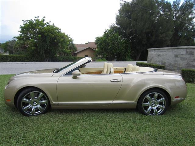 2008 Bentley Continental (CC-1386874) for sale in Delray Beach, Florida