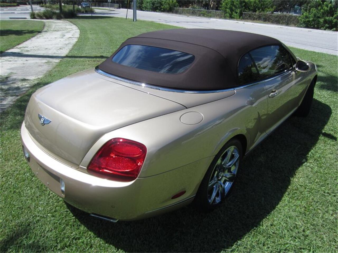 2008 Bentley Continental (CC-1386874) for sale in Delray Beach, Florida