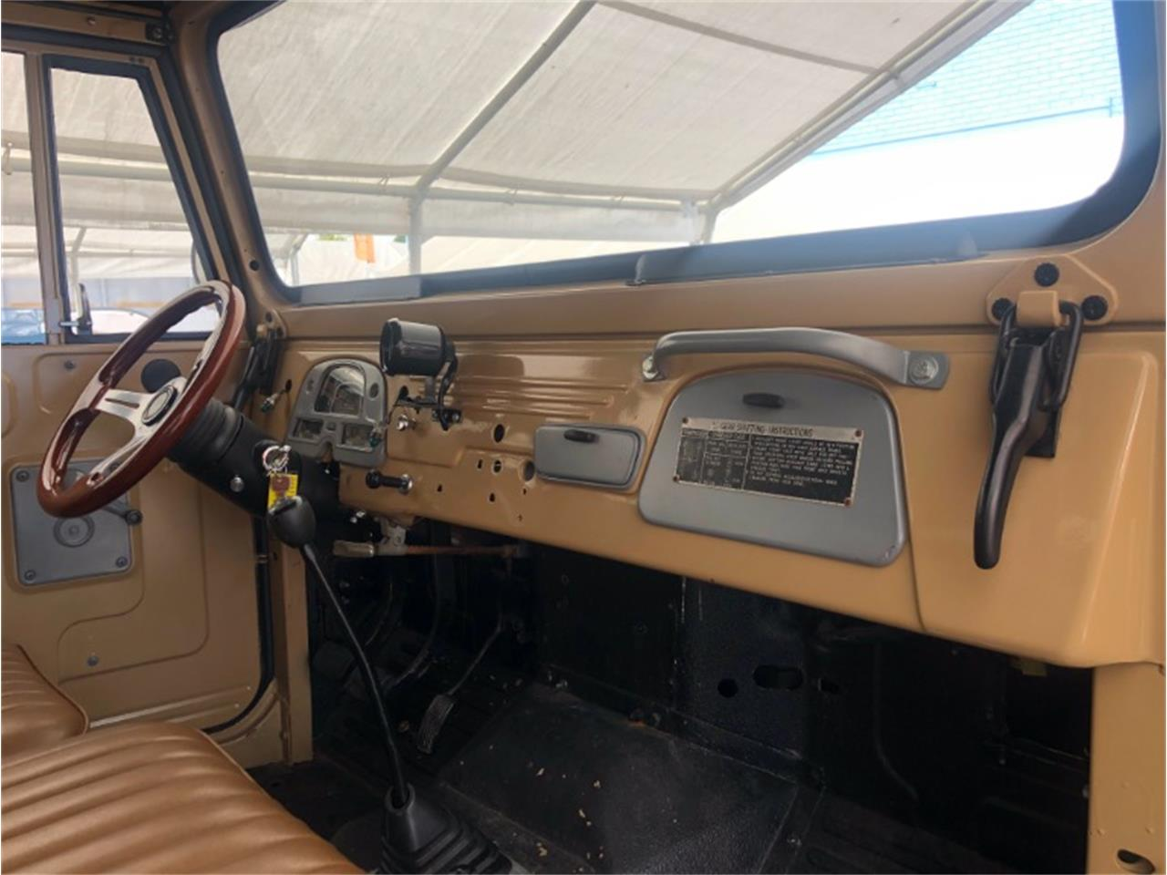 1966 Toyota Land Cruiser FJ (CC-1386878) for sale in Los Angeles, California