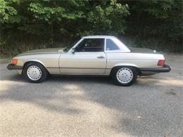 1989 Mercedes-Benz 560SL (CC-1386894) for sale in Carlisle, Pennsylvania
