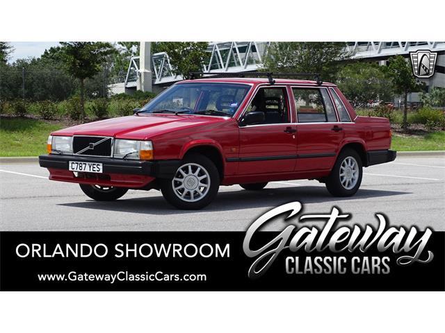 1985 Volvo 740 (CC-1386908) for sale in O'Fallon, Illinois