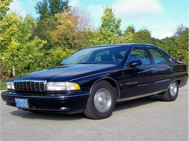 1991 Chevrolet Caprice (CC-1386916) for sale in Kitchener, Ontario