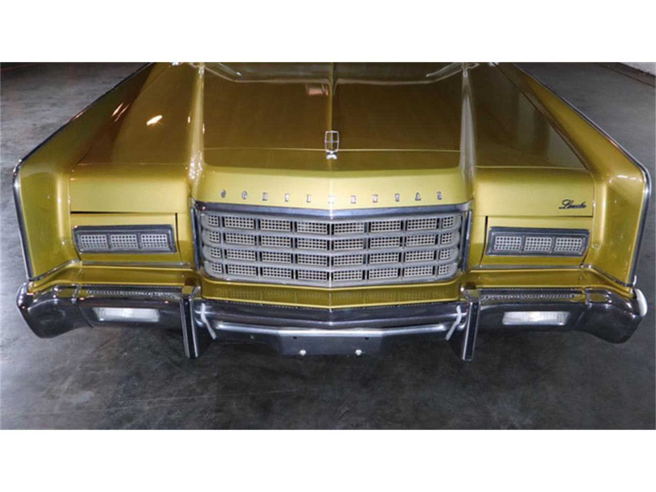 1973 Lincoln Continental (CC-1386947) for sale in Online, Mississippi