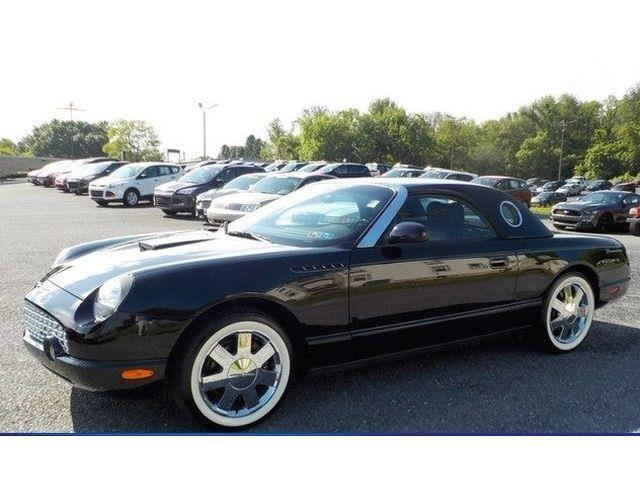 2002 Ford Thunderbird (CC-1380695) for sale in Carlisle, Pennsylvania