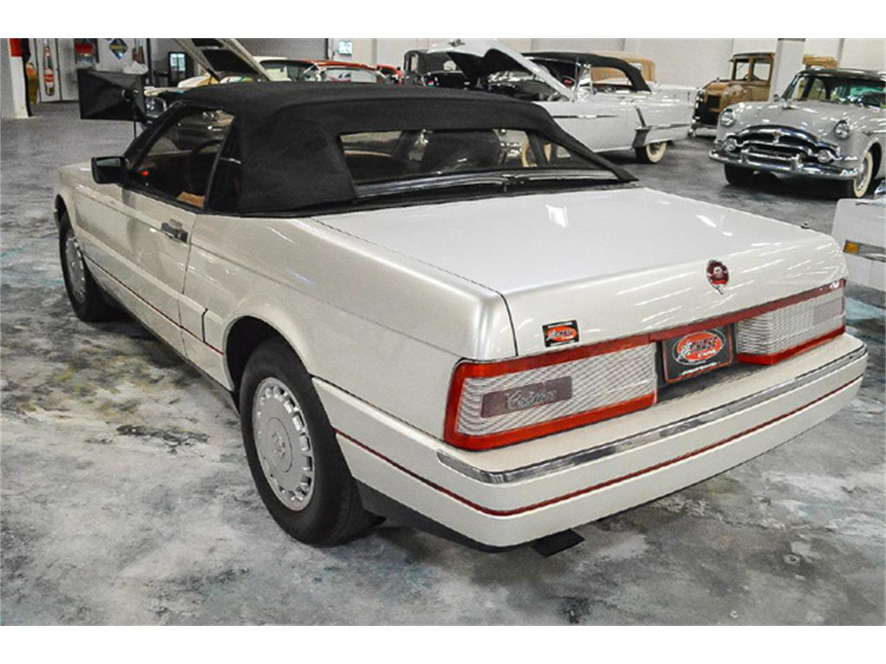 1987 Cadillac Allante (CC-1386960) for sale in Online, Mississippi