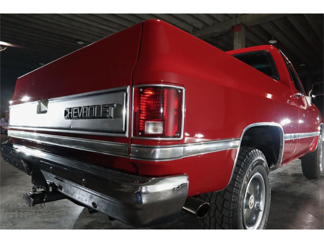 1987 Chevrolet C10 (CC-1386969) for sale in Online, Mississippi