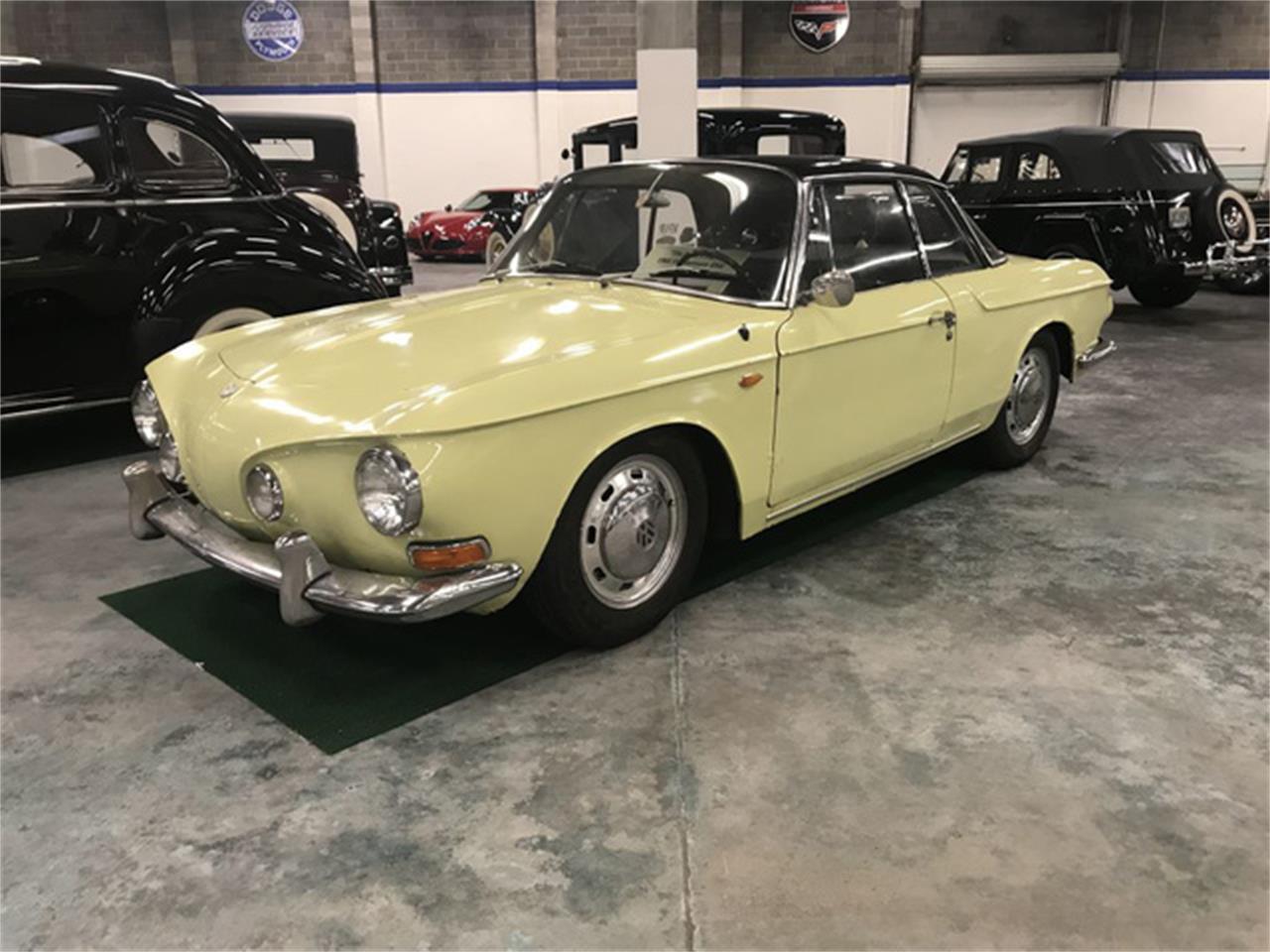 1966 Volkswagen Karmann Ghia (CC-1387002) for sale in Online, Mississippi