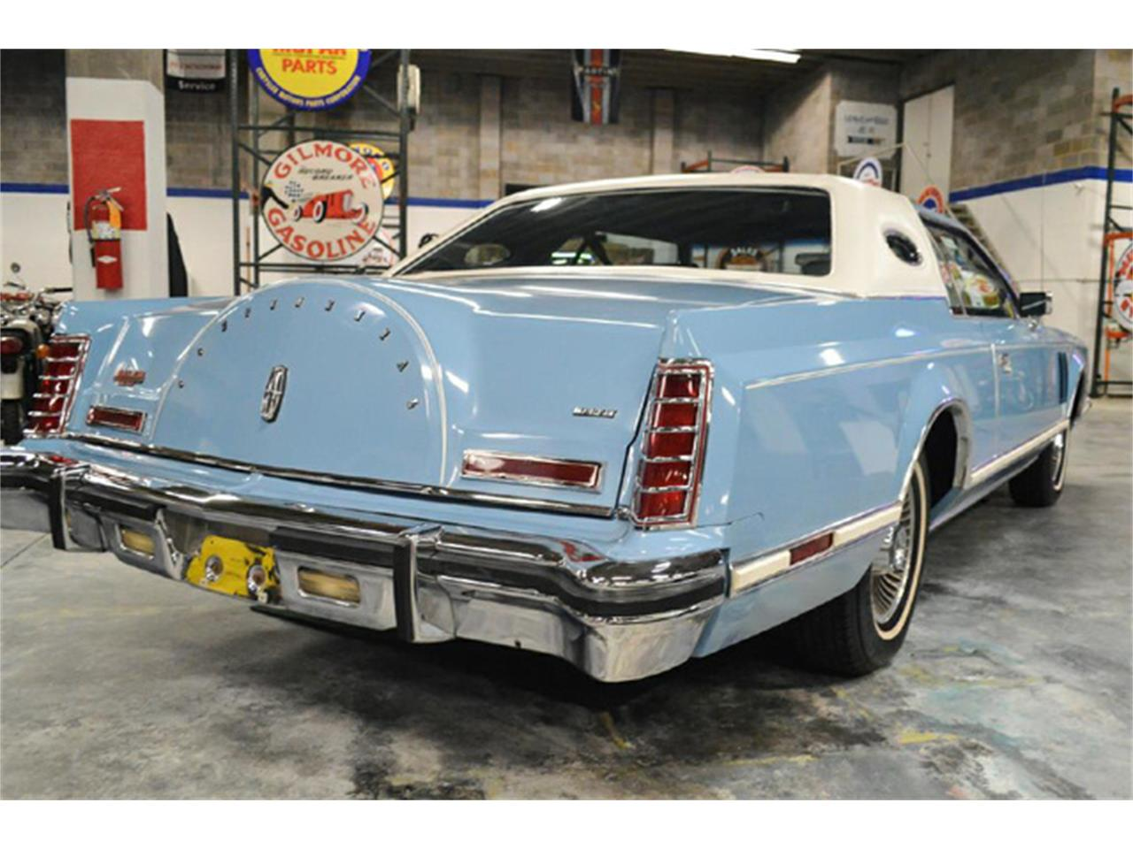 1978 Lincoln Continental (CC-1387014) for sale in Online, Mississippi