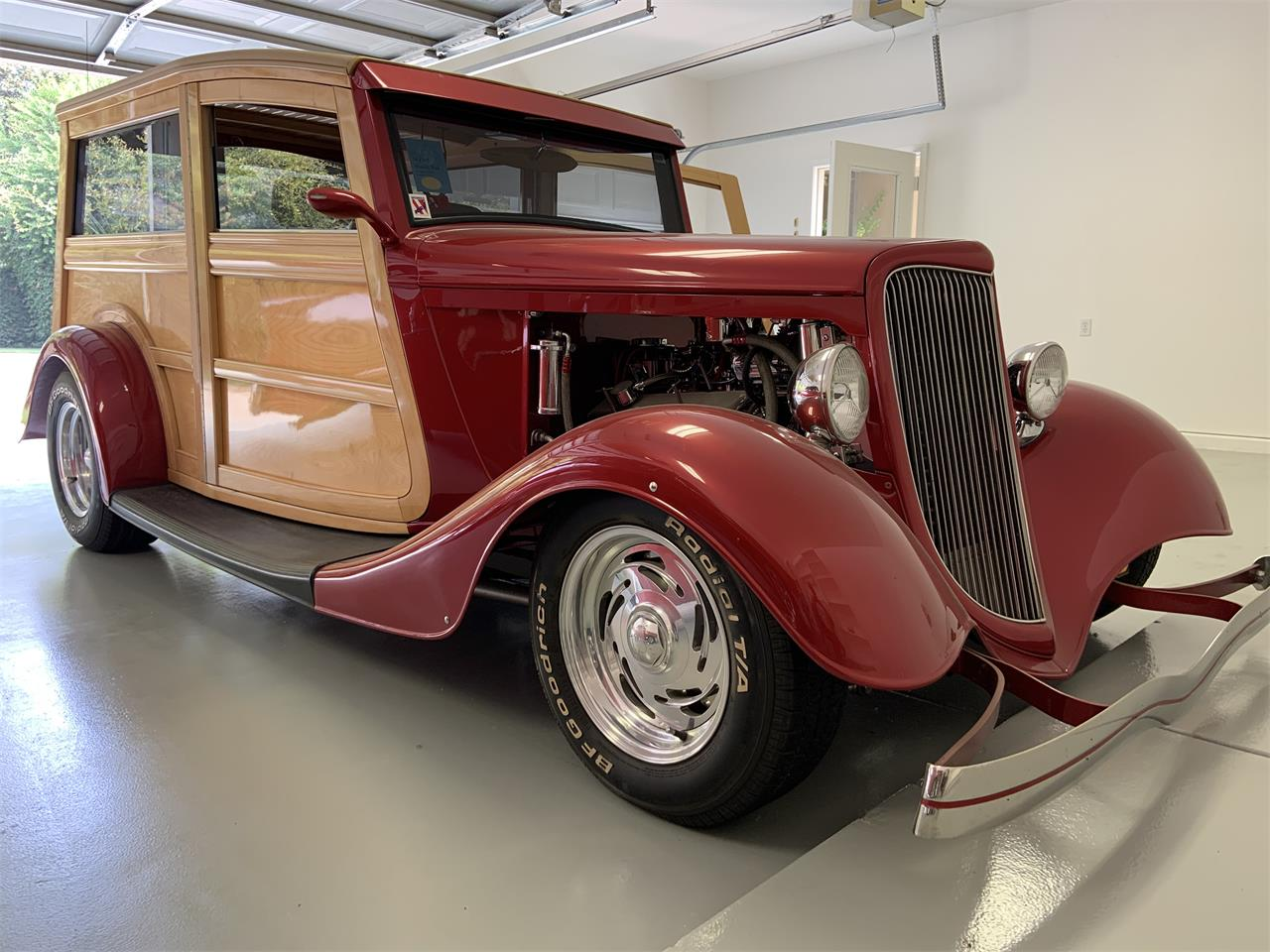 1934 Ford Woody Wagon (CC-1387031) for sale in Tulare, California