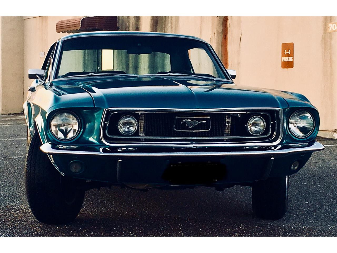 1968 Ford Mustang (CC-1387033) for sale in Norfolk, Virginia
